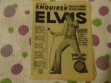NATIONAL ENQUIRER PAPER-AUG. 22,1978-- ELVIS ANNIVERSARY OF DEATH-TEST TUBE BABY
