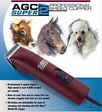 Andis 22360 Professional Animal  PRO CLIPPER AGC Super2speed w/#10Blade and oil