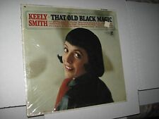 33rpm KEELY SMITH that old black magic REPRISE MONO(in shrink)nice SEE PICS