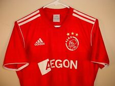 ADIDAS AJAX AMSTERDAM SOCCER JERSEY SIZE MENS SMALL
