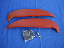 NEW 1964 Chevrolet Chevy Impala Bel Air Biscayne Metal Fender Skirt Pair