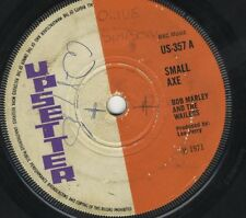 "Bob Marley & The Wailers ‎– Small Axe ORIG UK 7"" 1970 LEE PERRY Upsetter"