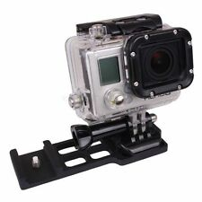 20mm Picatinny Weaver Rail Side Mount For GoPro Hero 2 3 3+ 4 Session Camera DV