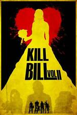 Kill Bill Movie Poster Version W 14x20 inches