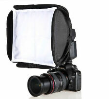 23cm Universal Flash Speedlite Soft Box Flashgun for CANON NIKON SLR Camera