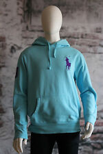 Mens blue color hoodie RALPH LAUREN size L-large