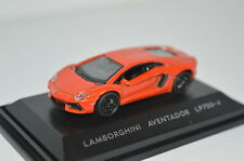 Lamborghini Aventador LP 700-4 Dunkelorange 1:87  Welly