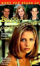Meet the Stars of Buffy the Vampire Slayer by Jan Gabriel