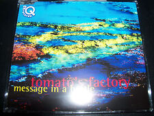 Tomato's Factory Message In The Bottle Australian Remixes CD Single