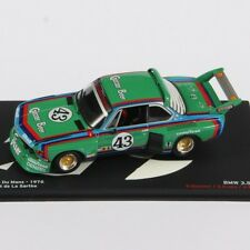 BMW 3.5 CLS - Le Mans 1976 - 1/43eme en boite