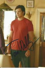 Tom Welling Autograph 4x6 Signed Photo 1 Smallville  Weimaraner Rescue Charity