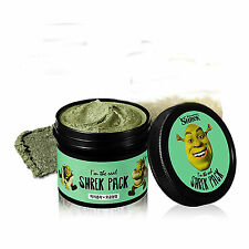Shrek Pack Wash Off Mask 110 g Pore Care Scrub Olive Young Korean Cosmetics