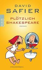 Safier, David - Plötzlich Shakespeare