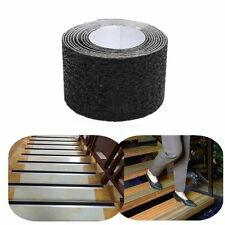 Anti Slip Tape High Grip Adhesive Sticky Backed Non Slip Safety Flooring 1m 25mm