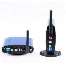 PAT-630 200m AV Wireless Transmitter Receiver TV Audio Video Sender 5.8GHZ