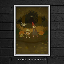 """Over the Garden Wall 13x19"""" Poster"""