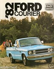 Truck Brochure - Ford - Courier - Pickup - 1982 (TB362)