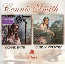 Connie Smith/Cute N Country by Connie Smith (CD, Apr-2006, Hux Records (Label))