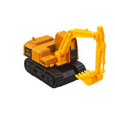 1/100 Children Gift Toy PullBack Movable Construction Truck Toy Random Model