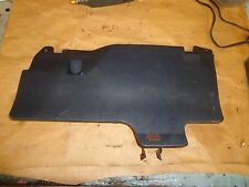 Toyota Supra Drivers Under Dash Cover 90-92 Blue OEM
