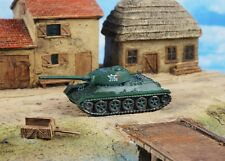 Wargame 1:144 Scale Diorama Toy Model Battle Tank T-34 WW2 Soviet Russia K1120_E