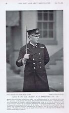 Captain Lord Charles W.D Beresford Royal Navy - Antique Photographic Print 1896
