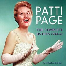 Patti Page - Complete Us Hits 1948-62 [New CD]