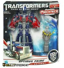NEW Transformers Dark Of The Moon Voyager class Optimus Prime Figure In Stock