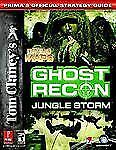 Tom Clancy's Ghost Recon: Jungle Storm (Prima's Official Strategy Guide)