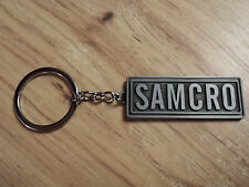 Sons Of Anarchy Samcro Key Chain Great TV Show FX Biker