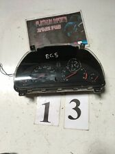 Subaru legacy bg5 twin turbo jdm manual speedo clock clocks & delimeter