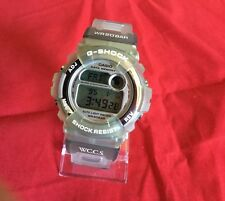 - Athentic Casio G shock DW-9600 WC Digital Jelly Gray Wales Edition Men
