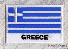 patch 008- flag badge patch greece Greece 70/45 mm
