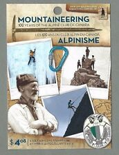CANADA 2006 - Booklet - MOUNTAINEERING  - 8 @ 51c - Complete MNH