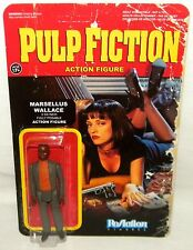 "MARSELLUS WALLACE ReAction Super 7 PULP FICTION Retro 3.75"" Action Figure Funko"