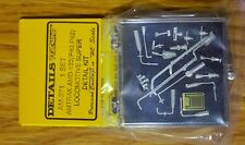 Details West HO #271 Detail Kit Athearn AMD-103
