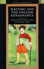 Writing and the English Renaissance, William Zunder