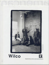 WILCO - Being There 1996 PRESS KIT + PHOTO