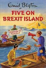 Five on Brexit Island by Bruno Vincent (Hardback, 2016) Duplicated Gift, Ruislip