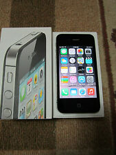 IPhone 4S -16GB-Black-Factory Unlocked-Work W/ATT-TMobile Or Any Carrier Use SIM