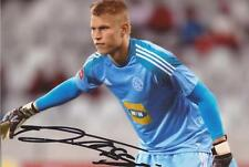 AJAX CAPE TOWN: ANSSI JAAKKOLA SIGNED 6x4 ACTION PHOTO+COA