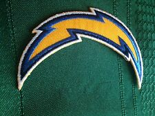 LA/San Diego Chargers NFL Jersey Patch Iron On Sew Shirt Jacket Bag Hat Hoodie