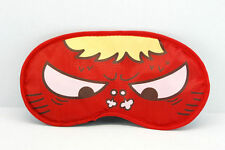 Sleep Masks eye mask Lovely proud funny sleeping red AB07
