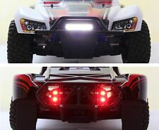 Traxxas Slash LED lights for RPM bumpers front/rear 4x4 2WD waterproof murat-rc