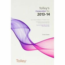 Tolley's Corporation Tax 2013-14: Main Annual-ExLibrary