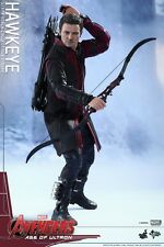 "hot toys MMS289 Avengers 2 Age of Ultron Hawkeye 2.0 Jeremy Renner 12"" Figure"