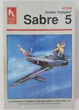 Hobby Craft HC1386 Canadair Dogfighter Sabre 5 1:72 Scale SEALED