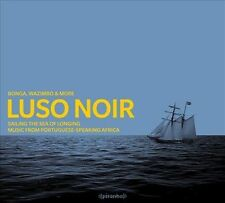 BRAND NEW CD Luso Noir: Music from Portuguese-speaking Africa (Bonga, Wazimbo..)