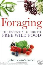 Foraging FREE WILD FOOD Diet Cook Book Healthy Eating Weight Loss Nutrition Lean