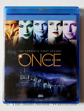 ABC Once Upon a Time Complete First Season 1 Fairy Tale Television on Blu-ray